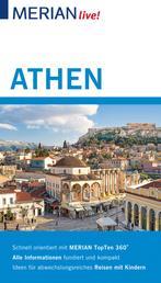 MERIAN live! Reiseführer Athen