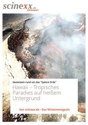 Hawaii - Tropisches Paradies auf heißem Untergrund
