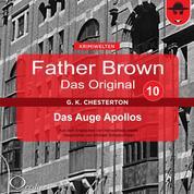 Father Brown 10 - Das Auge Apollos (Das Original)