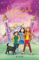 Sheridan Winn: Vier zauberhafte Schwestern und die fremde Magie ★★★★★