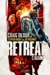 ALAMO (Retreat 4) - Horror-Thriller
