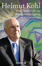 Vom Mauerfall zur Wiedervereinigung - Meine Erinnerungen