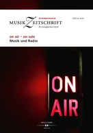 : on air - on sale. Musik und Radio