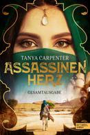 Tanya Carpenter: Assassinenherz Gesamtausgabe ★★★★