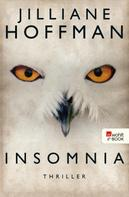 Jilliane Hoffman: Insomnia ★★★★★