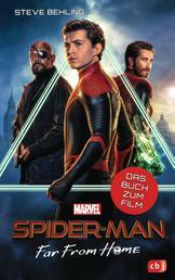 Marvel Spider-Man: Far From Home - Das Buch zum Film ab 10 Jahren