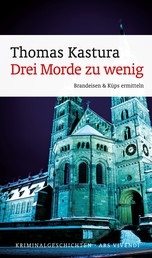 Drei Morde zu wenig (eBook) - Brandeisen & Küps erster Fall - Frankenkrimi