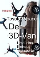 Gerd Zimmermann: Toyota Proace Der 3D-Van ★