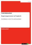 Frank Bodenschatz: Regierungssysteme im Vergleich