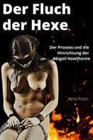 Anita Rojan: Der Fluch der Hexe