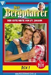 Der Bergpfarrer Box 1 – Heimatroman - E-Book 1-5