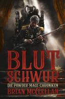 Brian McClellan: Die Powder-Mage-Chroniken 1: Blutschwur ★★★★★