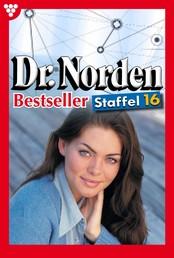 Dr. Norden Bestseller Staffel 16 – Arztroman - E-Book 151-160