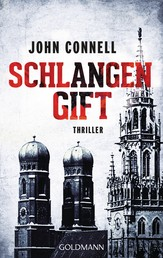 Schlangengift - Mason Collins 2 - Thriller