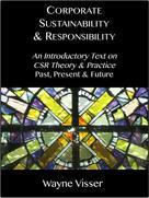 Wayne Visser: Corporate Sustainability & Responsibility