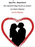 Stephan Samm: Das Flirtexperiment