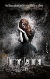 Horror-Legionen 2 - Anthologie