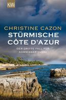 Christine Cazon: Stürmische Côte d´Azur ★★★★
