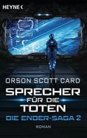Orson Scott Card: Sprecher für die Toten ★★★★