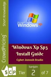 Windows Xp Sp3 Install Guide
