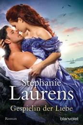 Gespielin der Liebe - Roman
