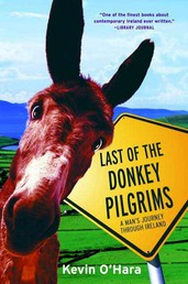 Last of the Donkey Pilgrims - A Man's Journey Through Ireland