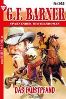 G.F. Barner: G.F. Barner 145 – Western ★★★★★
