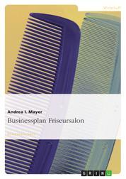 Businessplan Friseursalon