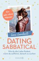 Lena Lamberti: Dating Sabbatical ★★★★★
