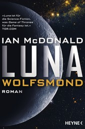 Luna - Wolfsmond - Roman