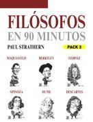 Paul Strathern: En 90 minutos - Pack Filósofos 3