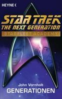 John Vornholt: Star Trek - Starfleet Academy: Generationen ★★★★★