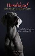 Conrad Donato: Hundekauf - Das sollte man wissen