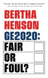 GE2020: Fair or Foul?