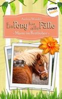 Andrea Wandel: Ein Pony für alle Fälle - Band 2: Marie im Reitfieber ★★★★★