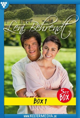Leni Behrendt Box 1 – Liebesroman