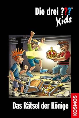 Die drei ??? Kids, 56, Das Rätsel der Könige (drei Fragezeichen Kids)