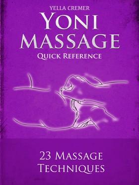 Mindful Yoni Massage - Quick Reference