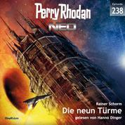 Perry Rhodan Neo 238: Die neun Türme