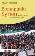 Kristin Helberg: Brennpunkt Syrien ★★★★