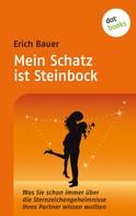 Erich Bauer: Mein Schatz ist Steinbock ★★★★