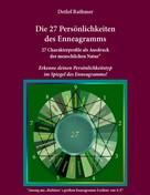 Detlef Rathmer: Die 27 Persönlichkeiten des Enneagramms ★★★★★