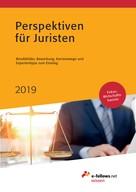 : Perspektiven für Juristen 2019