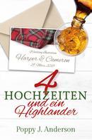 Poppy J. Anderson: Vier Hochzeiten und ein Highlander ★★★★