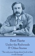 Bret Harte: Under the Redwoods & Other Stories