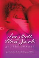 Juliane Summer: Im Bett mit New York ★★