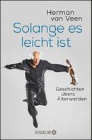 Herman van Veen: Solange es leicht ist ★★★★