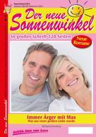Michaela Dornberg: Der neue Sonnenwinkel 32 – Familienroman ★★★★★