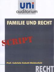 Familie und Recht - Recht