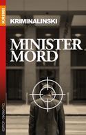 Kriminalinski: Ministermord